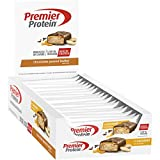 Premier Protein Bar Deluxe Chocolate Peanut Butter...