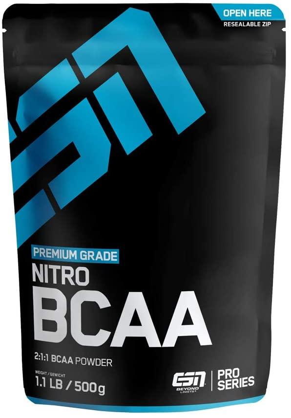 ESN BCAA Nitro Powder Fresh Berry Juice