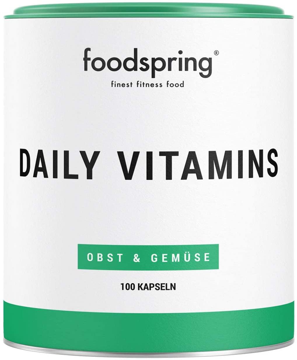 Foodspring Daily Vitamins BIld