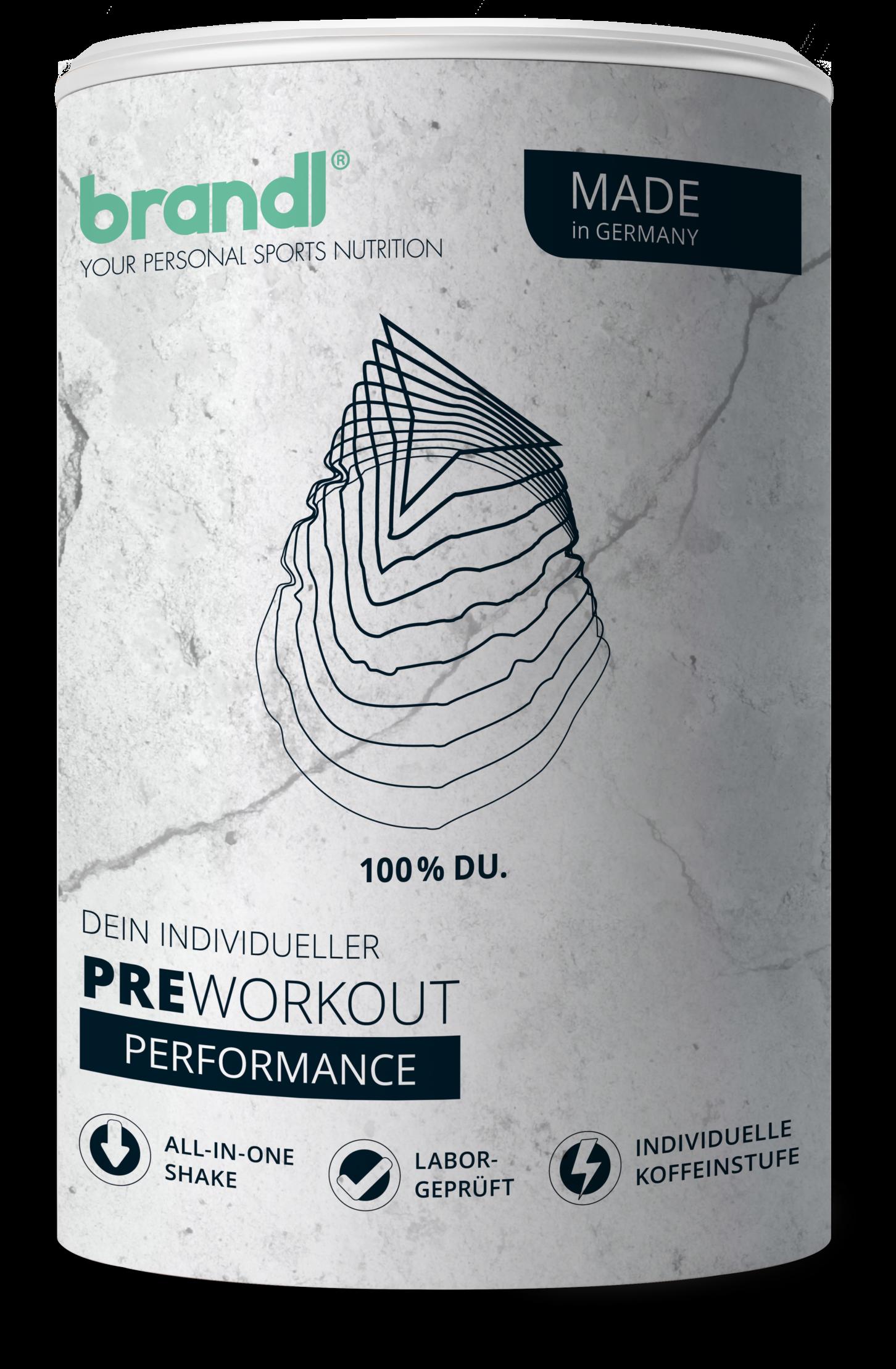 Brandl Nutrition Workout Booster