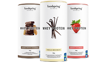 foodspring whey Protein